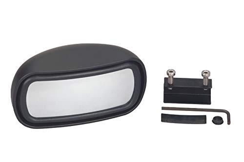 hr-imotion Toter-Winkel-Spiegel (Fahrschuhlspiegel) zur Montage auf dem Gehäuße des Außenspiegel [Made in Germany | Blickwinkel einstellbar | einfache Montage] - 10410001
