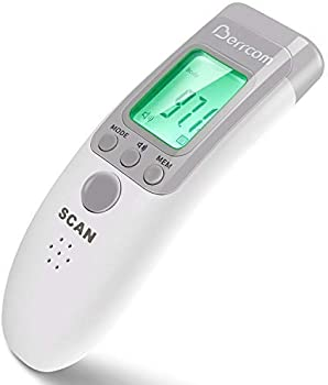 Berrcom Digital Non Contact Infrared Forehead Thermometer