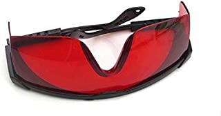 Women's goggles red eye-catching sunglasses