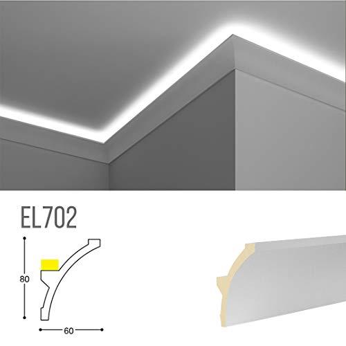 Bilderrahmen für indirekte LED-Beleuchtung - EL702 (2 Meter)