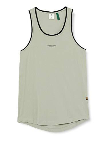 G-STAR RAW Mens Lash Graphic Straight T-Shirt, lt orphus 336-B441, X-Small