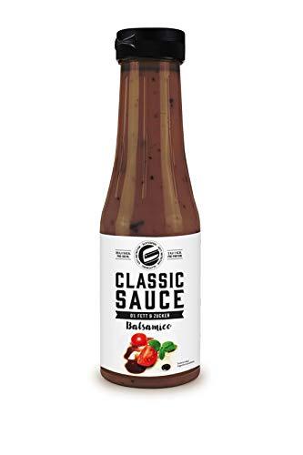 Got7 Classic Sauce Soße Salatsoße Grillsoße Perfekt Zur Diät Abnehmen Fitness Bodybuilding 350ml (Balsamico)