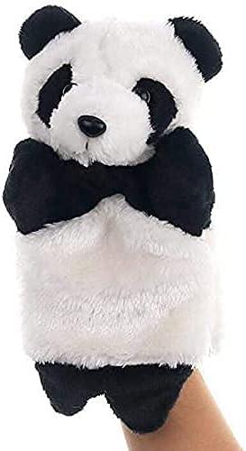 haiyan Panda Hand Puppet Animal Educat Dealing full price reduction Baby Challenge the lowest price of Japan ☆ Plush Stuffed