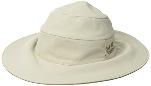Jack Wolfskin Supplex Atacama Hat Frauen, Damen, 1905831, Light Sand, S