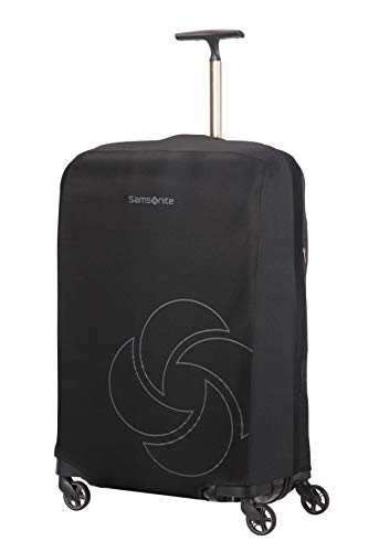 Samsonite Global Travel Accessories - Funda para Maleta Plegable, M, Negro (Black)