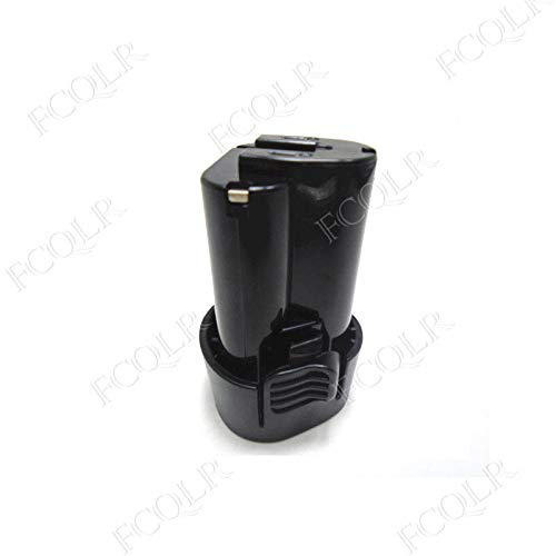 FCQLR Compatible for 10.8V Rechargeable li-ion Battery 3000mah for makita Cordless Electric Drill Screwdriver DF030D BL1013 CL100DZ FD01W