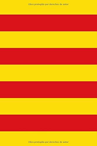 Viva Valencia: Un cuaderno valenciano con la bandera de la Comunidad Valenciana