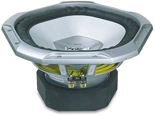 Sony XSL1090 / XS-L1090P5 / XS-L1090P5 P5 Series 1200-Watt 10 Car Subwoofer w/ 4-ohm Voice Coil & Gold-Plated Binding Post