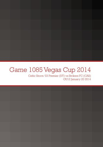 Game 1085 Vegas Cup 2014