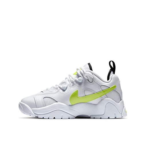 Nike Zapatillas de baloncesto bajas Air Barrage para niño, color, talla 37.5 EU