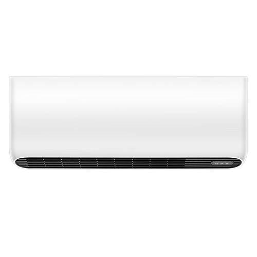 Calentador domésticos de Interruptor Manual, Pared, radiadores de baño, eléctricos de Escritorio y de Pared de Doble propósito de 2000 W de Alta Potencia