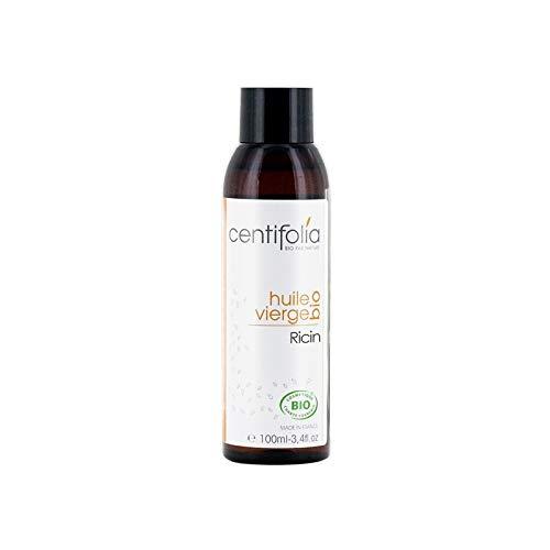 Huile De Ricin Vierge BIO 100% Pure Et Naturelle Huile Végétale Stimule la Pousse Des Cheveux Ongles Et Cils De 100ml