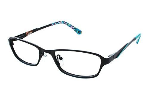 Nickelodeon Teenage Mutant Ninja Turtles Feisty Childrens Eyeglass Frames - Black