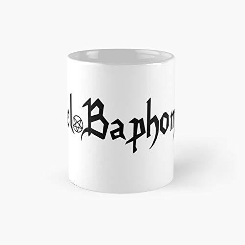 Bel Baphomet Logo Classic Mug Best Gift Funny Coffee Mugs 11 Oz