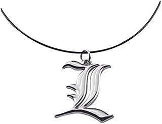 Anime Death Note L Yagami Necklace Cosplay by Anime Toy