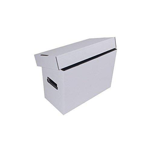 Short Comic Book Storage Boxes Supply - Half Box by BCW