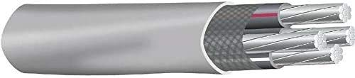 4-4-4-6 SER WG Charlotte Mall Aluminum Service Cable Wire Max 48% OFF Entrance 500FT