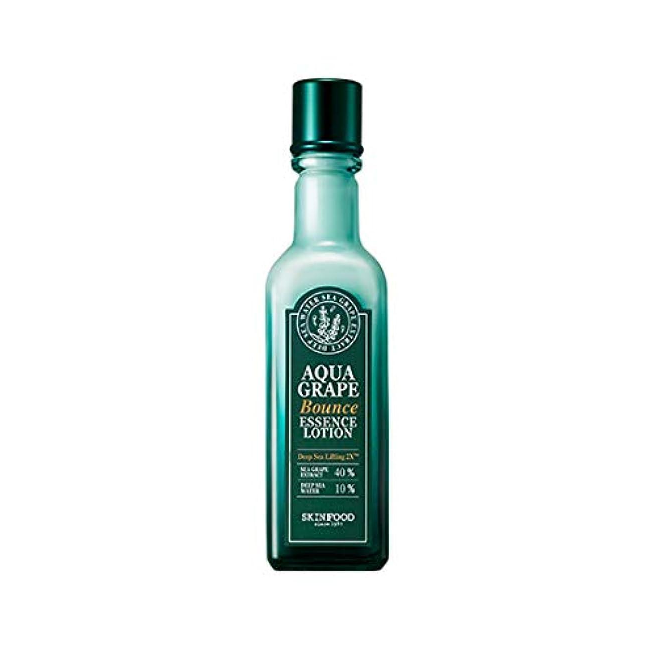 勝つ放映遠近法Skinfood アクアグレープバウンスエッセンスローション/Aqua Grape Bounce Essence Lotion 120ml [並行輸入品]