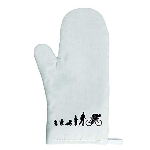 Mygoodprice Ofenhandschuh für Babys, mit Fahrrad-Entwicklung