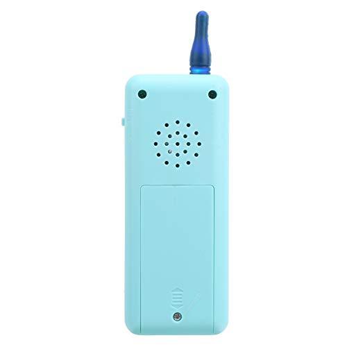 Aprendizaje de juguetes para teléfonos móviles, juguetes para niños(Sea fog blue big brother big mobile phone)