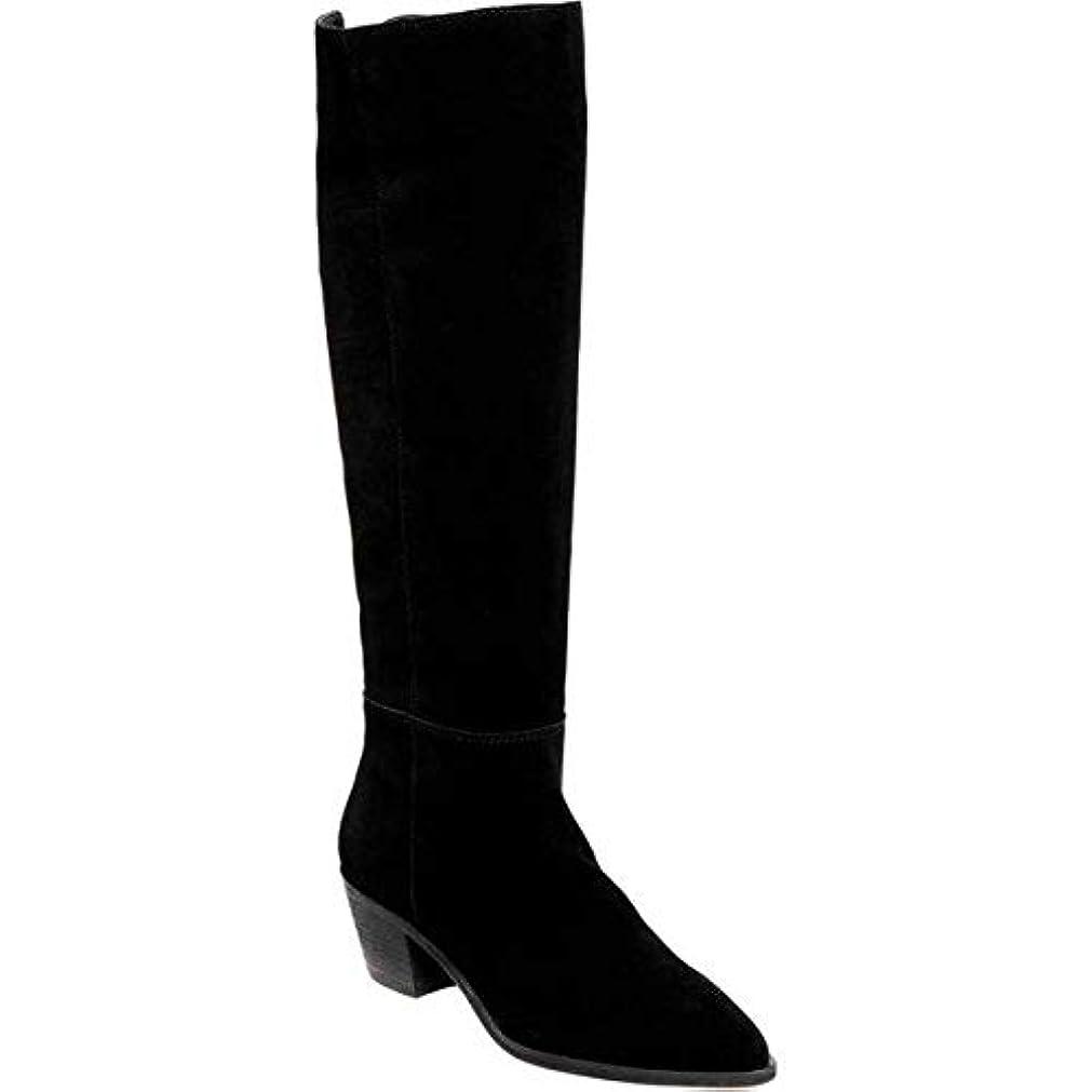 阻害する石の骨の折れる[スティーブ マデン] レディース ブーツ&レインブーツ Largo Knee High Boot [並行輸入品]