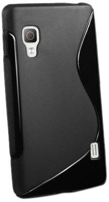 Katinkas Soft Cover for LG Optimus L5 II, Wave, Black