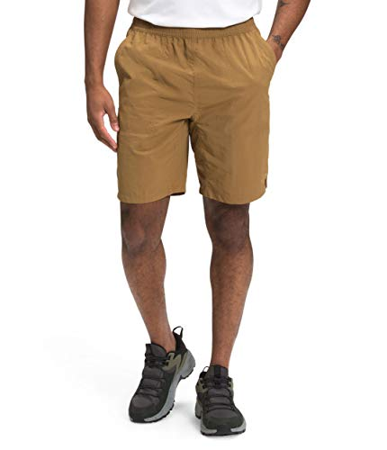 The North Face Men's Pull-On Adventure Short, Utility Brown, XL-REG
