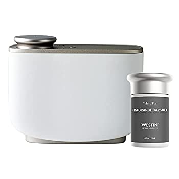 Westin White Tea Room Diffuser and Scent Capsule - Signature White Tea Scent