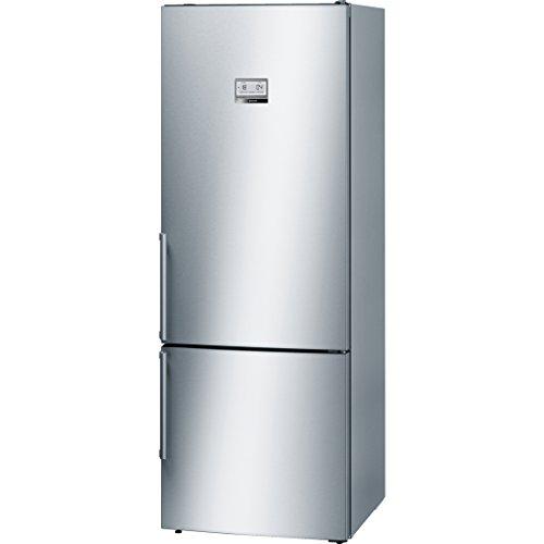 Bosch Serie 6 KGN56AI30 Independiente 505L A++ Acero inoxidable nevera y congelador - Frigorífico (505 L, Antiescarcha (nevera), SN-T, 18 kg/24h, A++, Acero inoxidable)