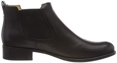 Gabor Shoes Damen Fashion Chelsea Boots, Schwarz - 6