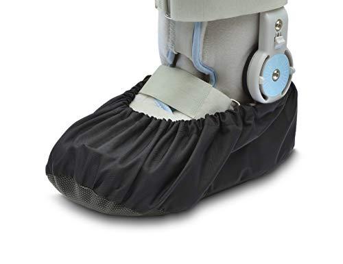 iGuerburn Medical Fracture Surgical Walking Boot Shoe Cover Waterproof Orthopedic Foot Cast Cover (Medium)