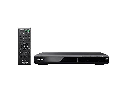 ソニー DVDプレーヤー ブラック 再生専用 DVP-SR20 BC