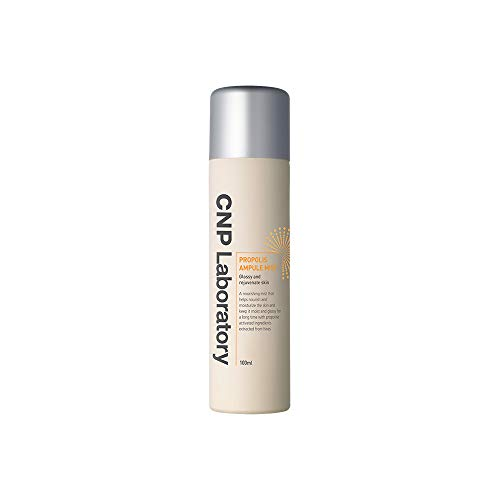 CNP Propolis Ampule Mist I Hydrating Face Mist for Dry Skin I Hypoallergenic, Nourishing, Glow, Korean Skincare