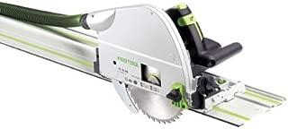Festool TS 75 EQ Plunge Cut Circular Saw with 75-Inch Track