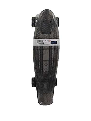VertiGo 22#039#039 Long Highly Durable Skateboard Black
