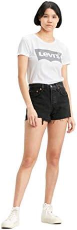 Levi s Women s 501 Original Shorts lunar black 28 US 6 product image