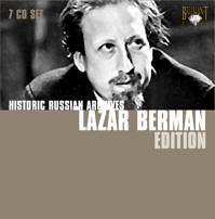 Historic Russian Archives - Lazar Berman