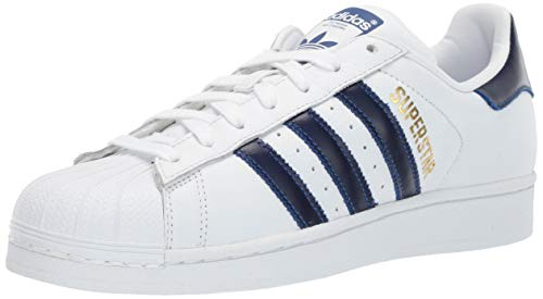 adidas Men's Superstar Fitness Shoes, White (Blanco 000), 9.5 UK