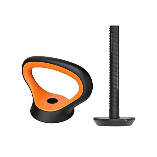 XIAOSHI BH hochdrücken Multifunktions-Fitness-Kettlebell-Griff Gegengewichts-Platte verwendet Home Fitness-Push-up-Halterung Kettlebell Griff-Hantel-Ausrüstung hochdrücken (Color : A)