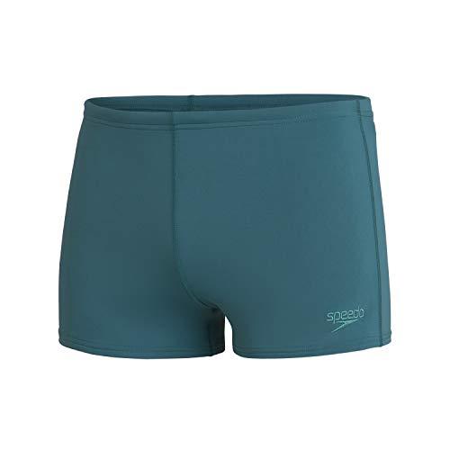 Speedo Essentials Endurance + Aqua Swim Briefs para Hombre, Hombre, 812507F920, Swell Green, Small