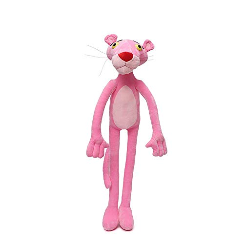 Pink Panther Plush, 23.5' Tall Plush Toy Stuffed Animals Kids Girlfriends Mother Toy