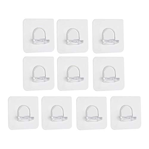 sprwater pcs Adhesive Wall Hooks Closet Shelf Heavy Duty Holder For Shelf Support Frame Partition Support In Wardrobe Shelves Supplies For Walls Wardrobes Shoe Racks Cabinets Refrigerator decent