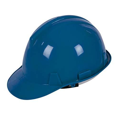 Silverline 633503 - Casco de seguridad (Azul)