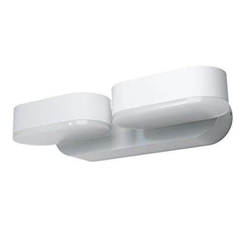 Osram LED Wand- und Deckenleuchte, Leuchte für Außenanwendungen, Warmweiß, 100,0 mm x 230,0 mm x 54,0 mm, Endura Style Mini Spot