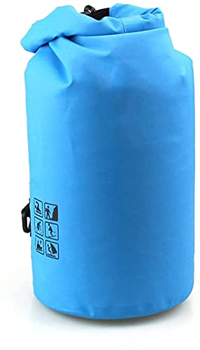 XJYDS Bolsas secas impermeables Secar Portable Portátil Gran capacidad Combo Bolsa Bolsa de snorkel Bolsa de deriva, usado para mantener los artículos en la mochila seca y evitar que se mojen, rosa-15