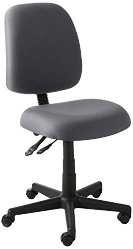 OFM Core Collection Posture Series Armless Mid-Back Task Chair,...