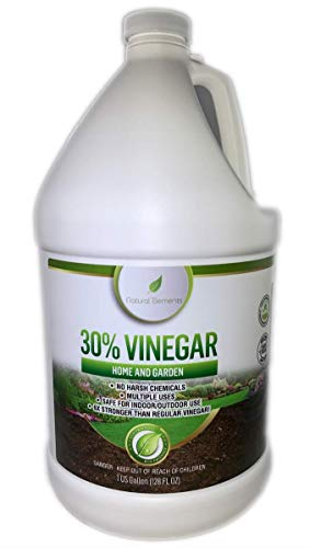 Natural Elements 30% Vinegar | Home & Garden, Cleaning | Concentrated | 1 Gallon