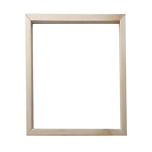 Centeraly - Marco de madera para fotos de pared, para lienzo, pintura, estiramiento, As Picture Show, 30 x 40 cm