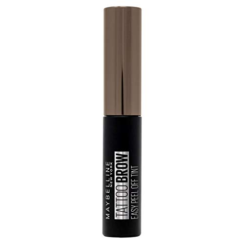 Maybelline New York - Encre à Sourcils Peel-Off - Tattoo Brow - Chocolate (25) - 4,6 g
