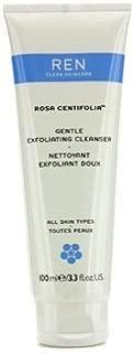Ren Rosa Centifolia Gentle Exfoliating Cleanser 3.4 Ounce